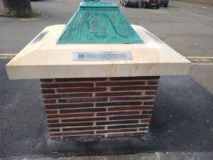 GHS bbrig bronze plinth 300x225